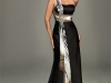 Вечернее платье со шлейфом