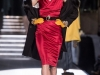 Пальто к платью одной длины, коллекция Dsquared²