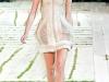 Вязаные летние платья коллекция Alexander McQueen