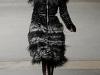 Вязаное платье пальто Александр Макуин