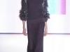 Вечернее длинное вязаное платье Carolina Herrera