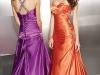 Вечерние выпускные платья 2011 фото