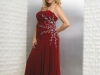 Выпускные платья 2013 для полных красные