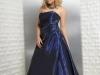 Выпускные платья 2013 для полных синие