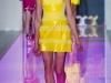 Короткие желтые платья 2013 фото, Versus
