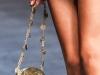 С чем носить золотистое платье Dolce & Gabbana