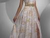 Платье на выпускной 2012 золотое