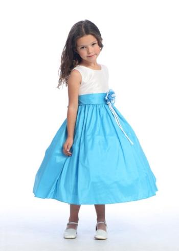Детские платье для девочки нарядное выкройка - c