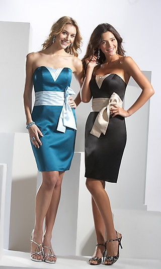 Платье-футляр на выпускной