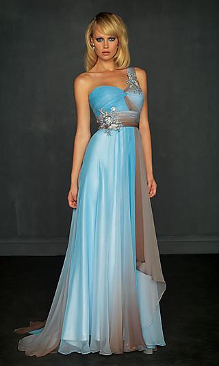 Красивые выпускные платья 2011 фото