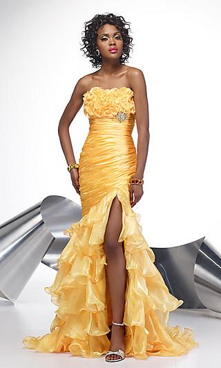 Платье на выпускной 2011 ALYCE DESIGNS