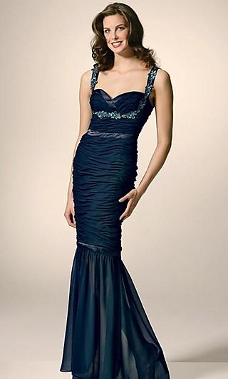 Фото 4 - Вечерние платья для худых и полных: Oscar de la Renta.