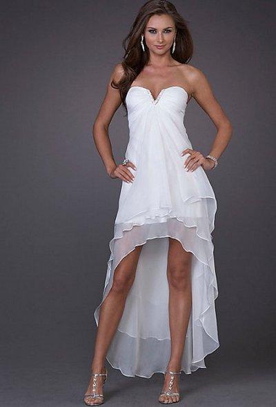 Платье с коротким шлейфом выкройка