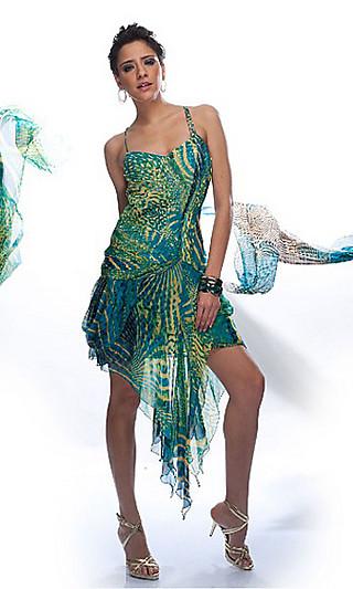 Короткие платья 2011 весна-лето
