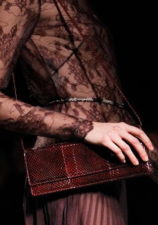 Платья Valentino осень-зима 2011-2012