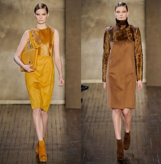 Платья Осень-Зима 2011-2012 от Akris