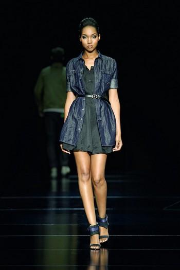 Джинсовые платья GStar Raw 2011
