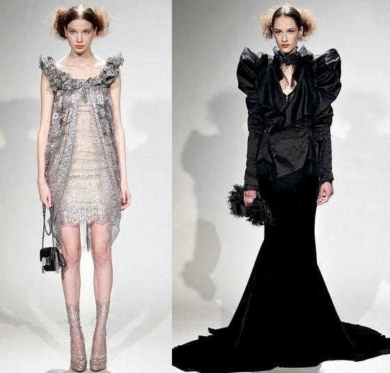 Платья Маркиза, стильные аксессуары Осень-Зима 2011-2012