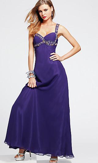 Шелковые вечерние платья