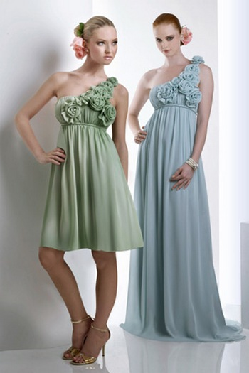 Греческие платья для беременных