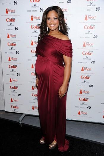 Беременные знаменитости 2011 года - Лейла Али