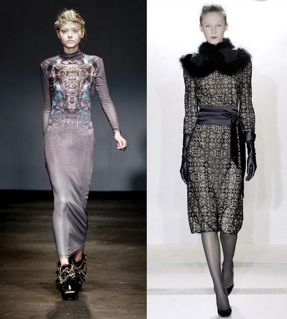 Богемный стиль одежды - платья от Belle Sauvage и Collette Dinnigan