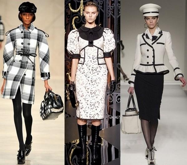 Платья в стиле милитари: модели.