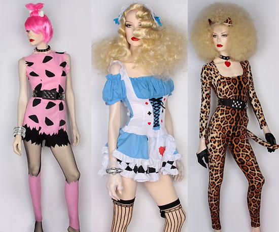 Платья на Хэллоуин от стилиста Патриции Филд