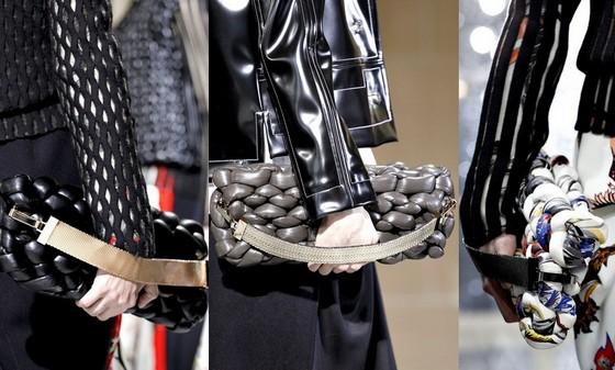 Модные сумочки на осень 2011 от Balenciaga