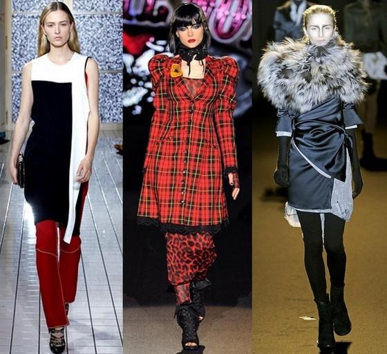 Модные аксессуары к платьям-туникам