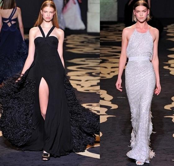 Вечерние платья Versace