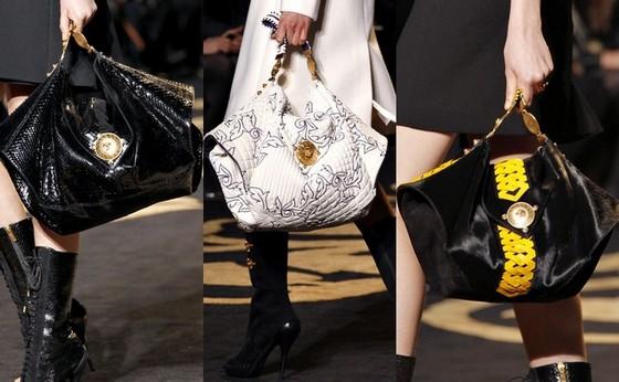 Аксессуары к платьям - сумки Версаче
