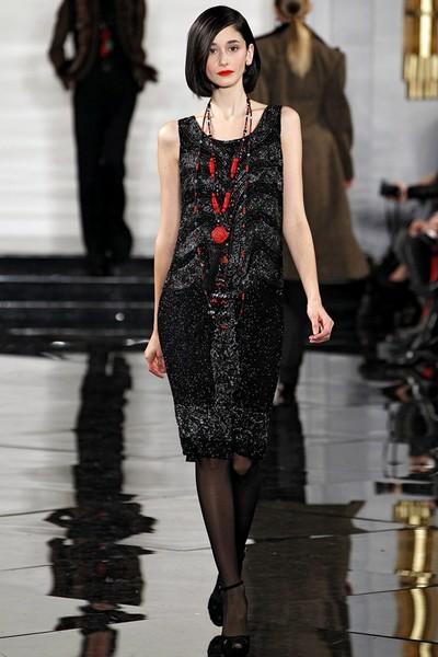 Черные вечерние платья фото (Ralph Lauren)