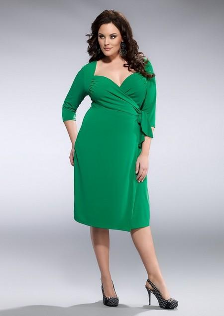 где купить деловое платье Изящное деловое платье для полных дам Ширина: 741 pxВысота: 1056 pxРазмер