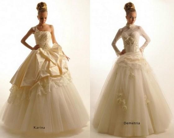 Oksana Mukha свадебные платья