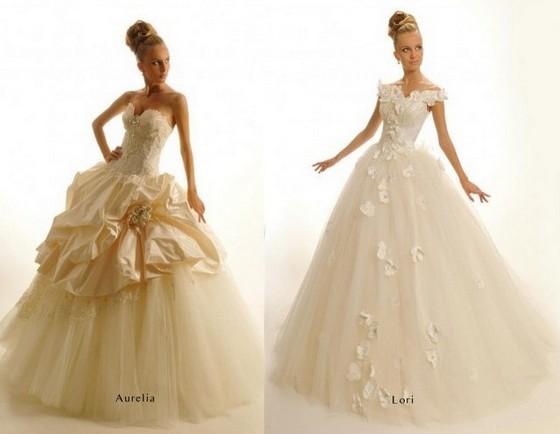 Свадебные платья Оксаны Мухи
