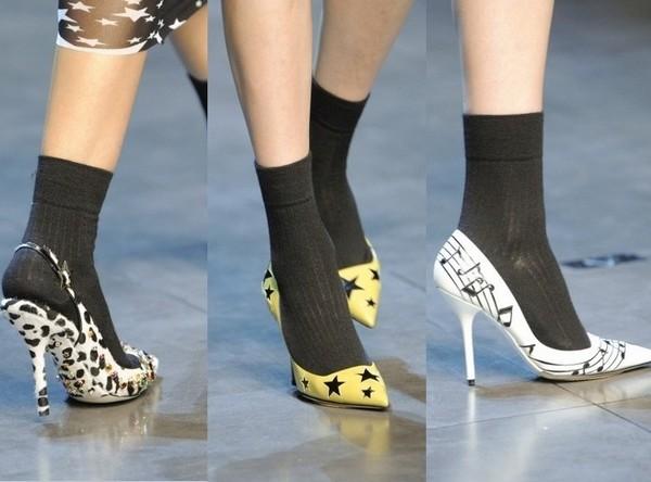 Обувь Дольче Габбана