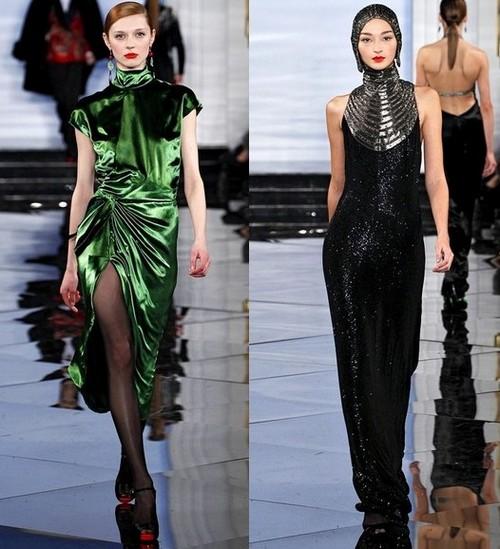 Платья на Новый год 2012 от Ralph Lauren