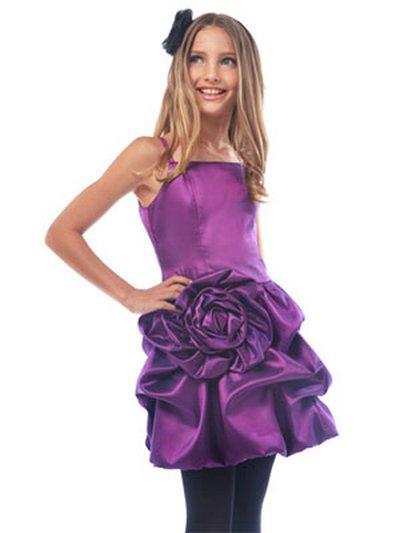 Нарядные платья для девочек-подростков