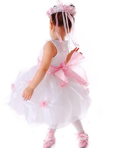 Детские новогодние платья