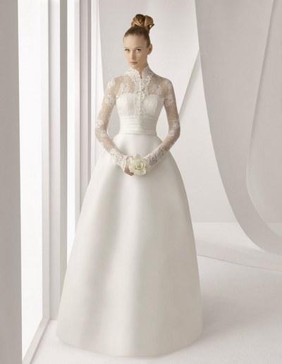 Ретро - свадебные платья Rosa Clara