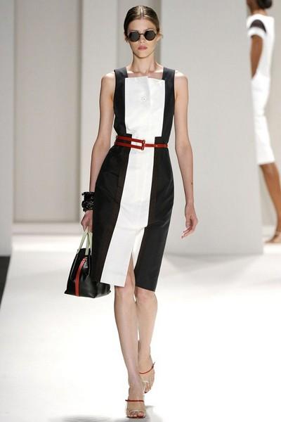 Платье для деловых женщин от Carolina Herrera