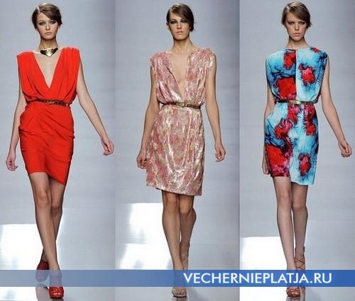 Платья туники фото