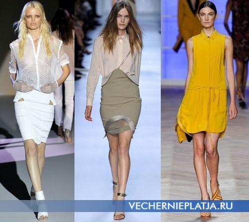 Платья в спортивном стиле – какие платья в моде – Hakaan, Givenchy, Tommy Hilfiger