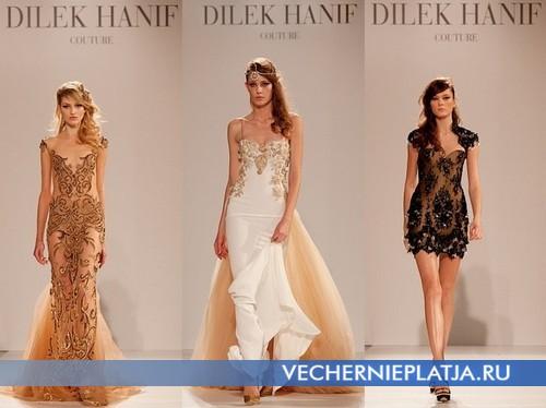 Какие свадебные платья сейчас в моде – коллекция Dilek Hanif