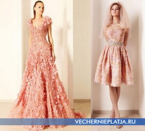 Свадебные платья лето 2012 от Rami Kadi