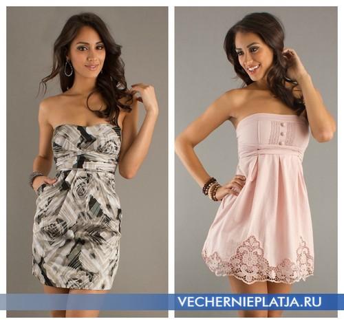 Короткие летние платья 29 фотки