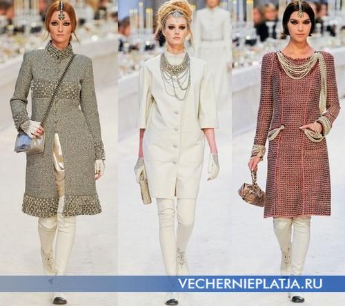 Восточные платья фото, Chanel 2012-2013