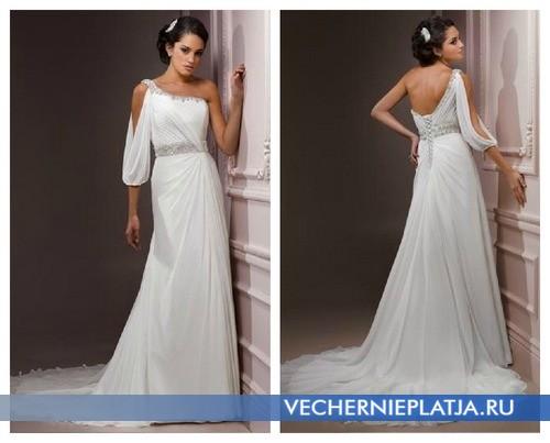 История свадебного платья 19 века