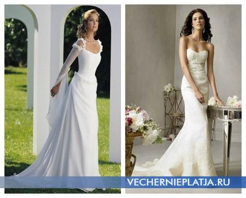 История свадебного платья фото